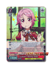 Lisbeth's Shining Smile [SAO/S26-E046SP SP (SIGNED FOIL)] English