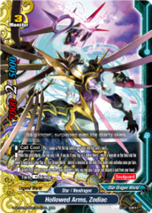 Hollowed Arms, Zodiac [D-BT02A-SS02/0001EN RRR (FOIL)] English