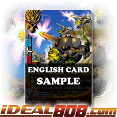 Cannonball Squad [X-BT01A-CP01/0043EN C (FOIL)] English