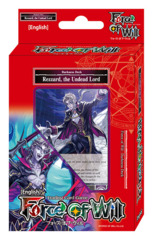 A02 Rezzard, the Undead Lord (English) Force of Will Dark Starter Deck