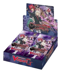 CFV-G-BT11 Demonic Advent (English) Cardfight Vanguard G-Booster Box
