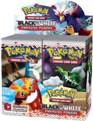 Pokemon Black & White: Emerging Powers Booster Box