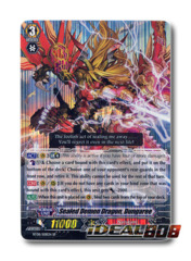 Sealed Demon Dragon, Dungaree - BT08/S08EN - SP