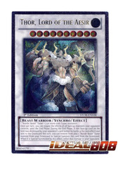 Thor, Lord of the Aesir - Ultimate Rare - STOR-EN038 on Ideal808
