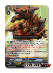 Bad End Dragger - G-RC01/022EN - RR