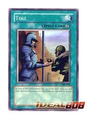 Toll - SRL-EN034 - Common - Unlimited Edition