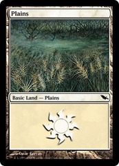 Plains (282) - Foil on Ideal808