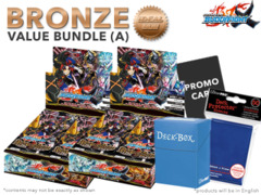 FC-Buddyfight X-BT01 Bundle (A) Bronze - Get x2 The Dark Lord's Rebirth! Booster Box + FREE Bonus * PRE-ORDER Ships Apr.21