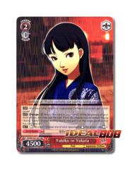 Yukiko in Yukata [P4/EN-S01-051 RR] English