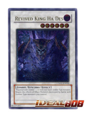 Revived King Ha Des - CSOC-EN044 - Ultimate Rare - 1st Edition
