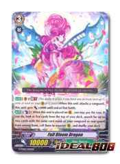 Full Bloom Dragon - G-TD03/004EN - TD (common ver.)