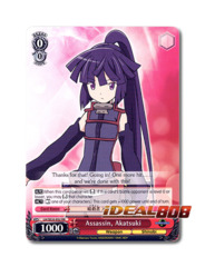 Assassin, Akatsuki [LH/SE20-E02 RR] English