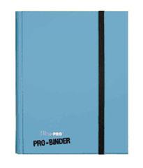 Ultra Pro 9-Pocket Pro Binder - Light/Sky Blue (#82846)