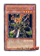 Goblin Black Ops - Rare - GLAS-EN030 (Unlimited) on Ideal808