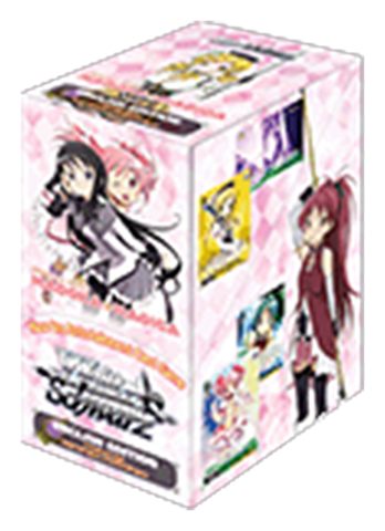 Puella Magi Madoka Magica (English) Weiss Schwarz Booster Box