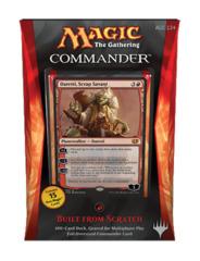 Commander 2014: Built from Scratch (Red) feat Daretti, Scrap Savant
