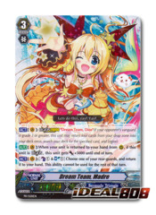 Dream Team, Madre - PR/0211EN - PR (Mermaid Idol Promo)