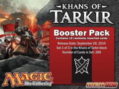 Magic Khans of Tarkir (KTK) Booster Pack on Ideal808