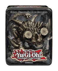 Yugioh 2013 CT10 Wave 2 Collector's Tin - Redox, Dragon Ruler of Boulders
