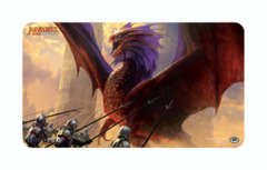 MTG Dragon's Maze Version 3 (Legion's Initiative) Ultra Pro Playmat on Ideal808