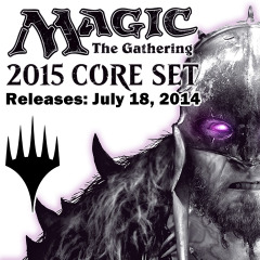 Magic M15 Magic 2015 Core Set Booster Box ** Pre-Order Ships July 18 </#MTGM15> on Ideal808