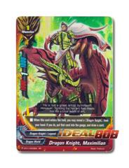 Dragon Knight, Maximilian - BT01/0009EN (RR) Double Rare