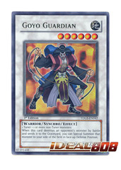 Goyo Guardian - TDGS-EN042 - Ultra Rare - 1st Edition