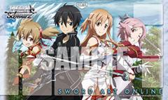 Weiss Schwarz SAO/S20 Sword Art Online Case Promo Playmat