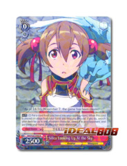Silica Looking Up At the Sky [SAO/S26-E043 R] English