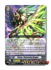 Pulsar, Flarescent Dragon - G-BT09/039EN - R