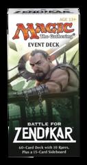 Battle for Zendikar Event Deck