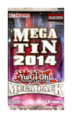 Yugioh 2014 Mega-Tin Mega-Pack (15-card) Booster Pack on Ideal808
