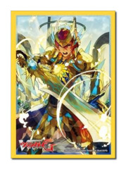 Bushiroad Cardfight!! Vanguard Sleeve Collection (60ct)Vol.147: Knight of Rising Sunshine, Gurguit