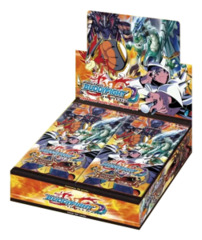 BFE-D-BT01 Unleash! Impact Dragon!! (English) Future Card Buddyfight Booster Box