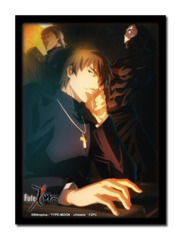 Fate/Zero [Kirei Kotomine & Assassin]  Vol.269 Bushiroad Large Sleeves (60ct) on Ideal808