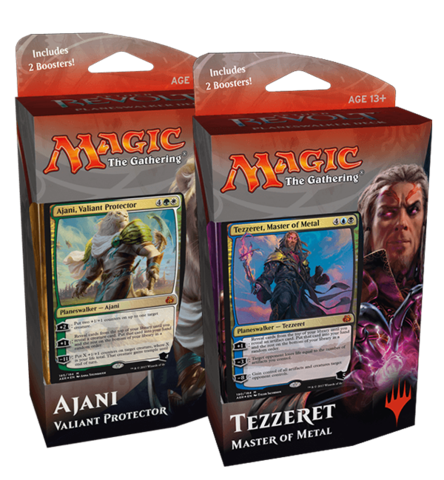 Aether Revolt (AER) Planeswalker Deck Set [Both Decks]