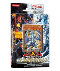Zexal Dragonic Legion Structure Deck (JPN) on Ideal808