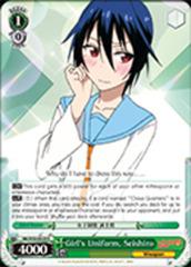 Girl's Uniform, Seishiro [NK/W30-E029S SR (FOIL)] English