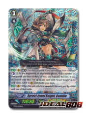 Sprout Jewel Knight, Camille - FC02/004EN - RRR