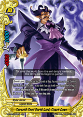 Seventh Omni Earth Lord, Count Dawn - H-BT02/S002EN - SP