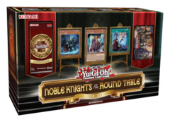 Yugioh Noble Knights of the Round Table Box Set * Pre-Order Ships November 21, 2014 on Ideal808