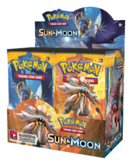 SM Sun & Moon (SM01) Pokemon Booster Box * PRE-ORDER Ships Feb.3