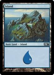 Island (236) - Foil on Ideal808