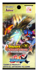 BFE-X-BT03 Overturn! Thunder Empire! (English) Future Card Buddyfight X Booster Pack * PRE-ORDER Ships Oct.20