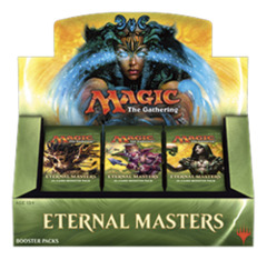Eternal Masters (EMA) Booster Box