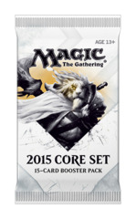 Magic 2015 (M15) Core Set Booster Pack on Ideal808
