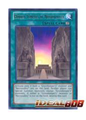 Hidden Temples of Necrovalley - LVAL-EN066 - Rare - 1st Edition