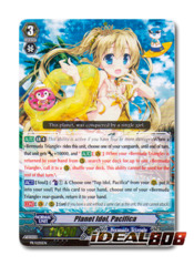 Planet Idol, Pacifica - PR/0215EN - PR (Mermaid Idol Promo)