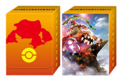 Pokemon LEGEND Compact Deck Box - Heatran Awaken on Ideal808