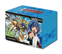 Bushiroad Cardfight!! Vanguard Deck Box Collection Vol.77 Sendo Aichi's Claw of the Silver Wolf